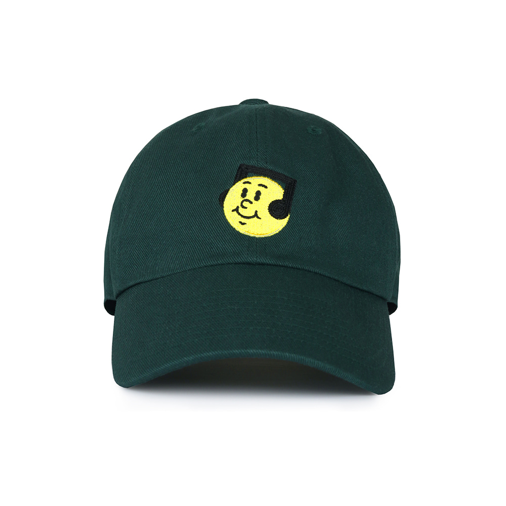 [FW20 SV X Sandomi Studio] Hucle Cap(Green) STEREO-SHOP