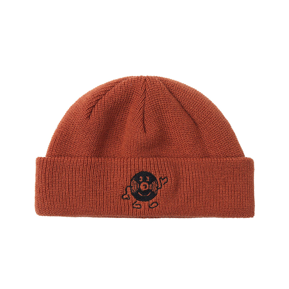 [FW20 SV X Sandomi Studio] Hibye Beanie(Brown) STEREO-SHOP